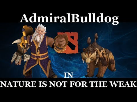 Dota 2 Nature Is Not For the Weak