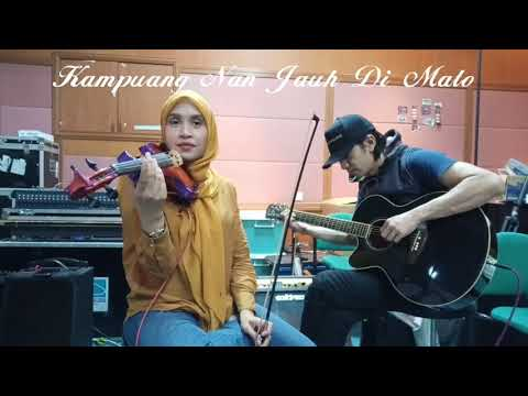 Kampuang Nan Jauh Di Mato ( violin cover version by Endang Hyder )