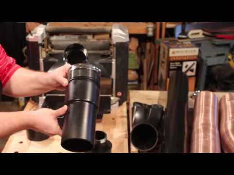 Dust Right Dust Collection Fittings Review: Stumpy Nubs