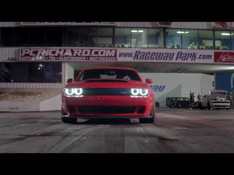 2018 Dodge Challenger SRT Demon | Most-Powerful Muscle Car Ever!