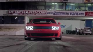 Demon Unleashed | Challenger SRT® Demon | Dodge