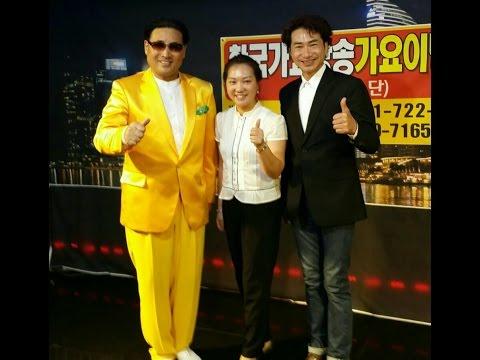 한국 가요 방송 -  김청 마술사