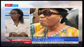 The Way It Is 26th September 2016: IEBC Commissioners should to go home