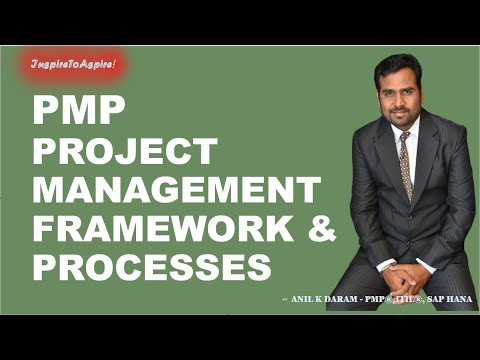 Video 1 Project Framework and Process Anil Daram