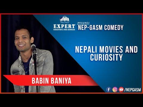 Nepali Movies and Curiosity | Nepali Stand-Up Comedy | Babin