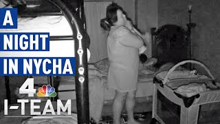 What a Night in NYC Public Housing Is Like For One Family   NBC 4 I-Team
