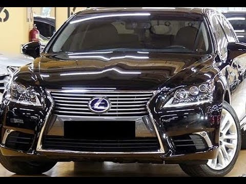 Lexus LS 600hL AWD Executive XF40  SUV Лексус автомобиль