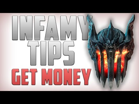 Payday 2 Infamy Tips - How to get money! (Payday 2)
