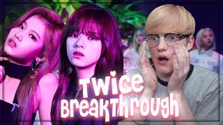 TWICE「Breakthrough」Music Video REACTION!!
