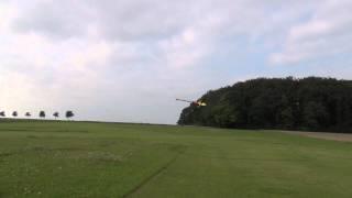 Pascal Richter - Flug mit Georg Röders TDR