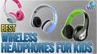 9 Best Wireless Headphones for Kids 2018