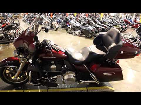 2015 Harley-Davidson Ultra Limited Low in New London, Connecticut - Video 1