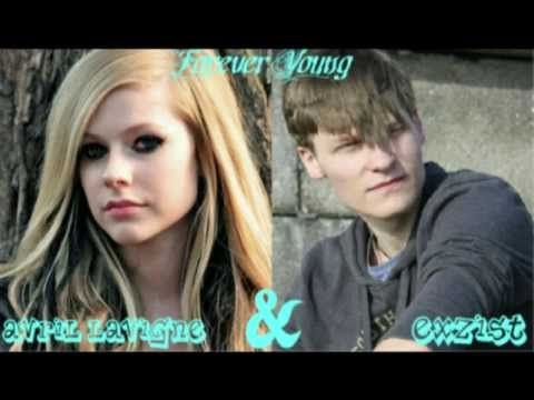 Avril Lavigne & EXziST - Here's To Never Growing Up (Оставайся Молодым)
