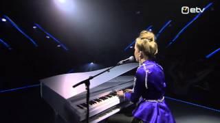 Grete Paia - Päästke noored hinged @ Eesti Laul 2013