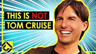 "(Video) ""Making a Deepfake of Tom Cruise Visiting the Office"""
