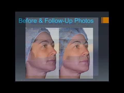 Массаж лица и маска для лица