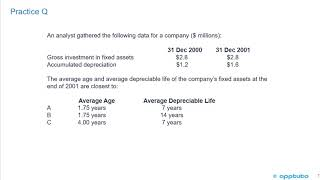 evaluate a company's past financial performance and explain...