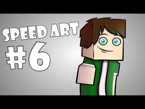 Speed Art #6 - BoomBotGames :3