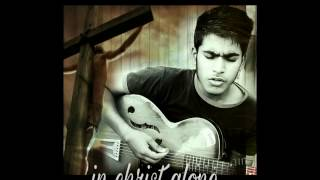 In Christ alone | English Christian song | Covered by Abhishek Edwin