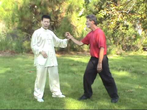 Tai Chi Taiji Application for Self-defense in Form 24