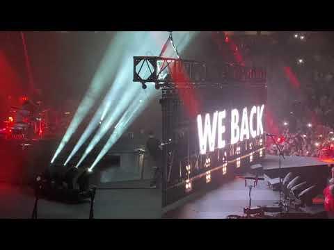 Jason Aldean - We Back Tour - Jacksonville, FL 02/01/20 with Riley Green & Morgan Wallen