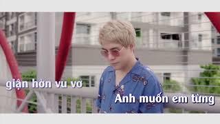Karaoke Cô Ấy Đã Từng | Shine Thành Anh