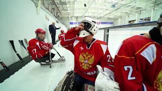 Кубок Континента по следж-хоккею в Сочи. 1 июня 2019