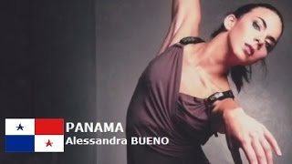 Alessandra Bueno Contestant from Panama for Miss World 2016 Introduction