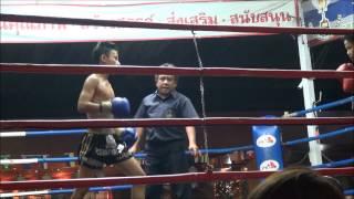 Muay Thai Boksning I Chiang Mai