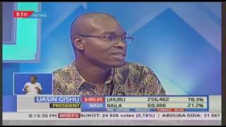 Kivumbi2017:An analysis of Raila Odinga's allegations against the IEBC