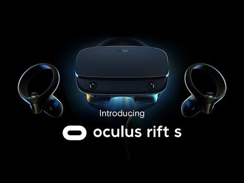 b7d48679c Oculus Rift S Vr Realidade Virtual Pc Gamin - R$ 4.989,00 em Mercado Livre