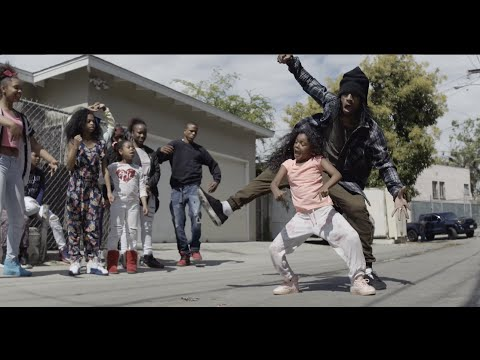 "Desiigner ""Panda"" LES TWINS x YAK x DJI Osmo X5 Zenmuse | Laurent ft Skitzo and Boom Squad Inglewood (видео)"