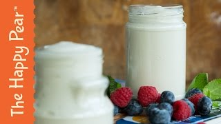 Coconut Yogurt | Homemade Dairy Free Alternative