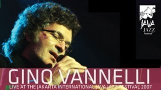 "Gino Vannelli ""Brother to Brother"" Live at Java Jazz Festival 2007"