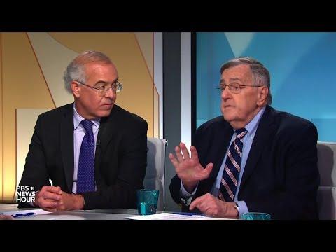 Shields and Brooks on Paul Manafort's guilty plea, Trump's Hurricane Maria denial