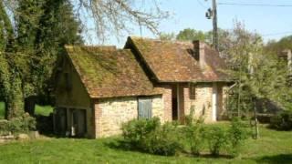 preview picture of video 'Argentan Maison Villa Propriété Moulin Jardin Garage Terra'