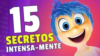Intensamente 15 CURIOSIDADES De La Pelicula De Pixar / Disney En Español