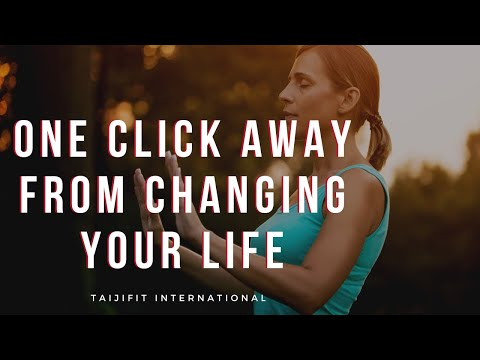 Change Your Life | Become a TAI CHI Instructor - YouTube