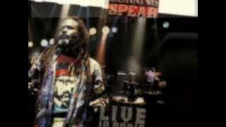 Burning Spear - Live In Paris Zenith - Woman I Love You (1988)