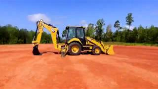 420 & 430 Cat® Backhoe Loader features and benefits