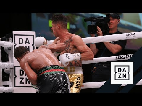 Devin Haney KOs Antonio Moran; Candidate For Knockout Of The Year
