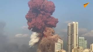 videos de risa  la explosión en Beirut