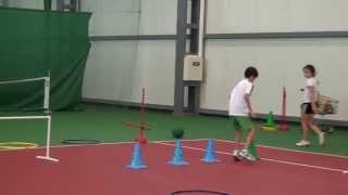 Circuito Agilidad Cnp : Pruebas fisicas bomberos ejercicio de circuito de agilidad