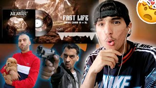 Didine Canon 16 .feat -YL (fast life) REACTION ! تحميل MP3