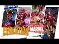 Evoluci n Juegos De Marvel Vs Capcom