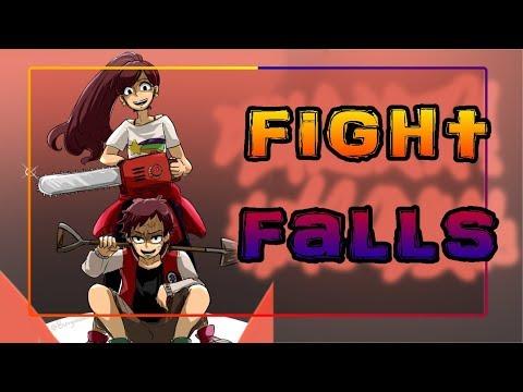 ✨ FIGHT FALLS ✨ сборник ❖ комиксы.★Гравити Фолз.★Gravity Falls comics (dub comics)