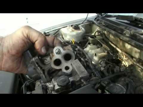 Das Benzin für der Toyota korolla 100
