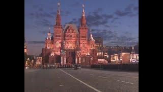 """24 июня 1945 года в Москве прошел первый парад Победы. ТК """"Первый Советский"""""""