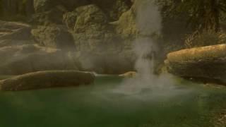 Красивая вода для Skyrim SE