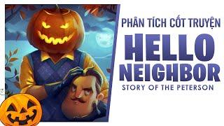 Phân tích cốt truyện: HELLO NEIGHBOR | Story Explained | PTG